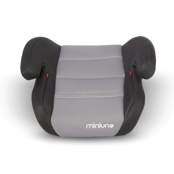 Mini-Uno Comfort Group 3 Car Booster Seat Grey