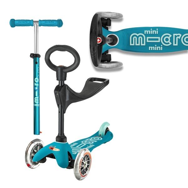 Mini Micro 3-in-1 Deluxe Aqua