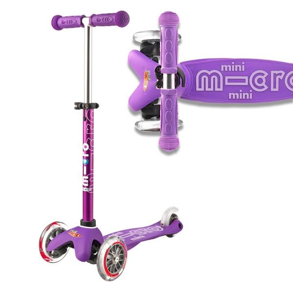 Mini Micro Deluxe Scooter Purple
