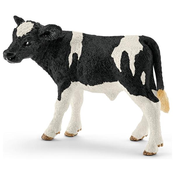 Schleich Holstein Calf Figure