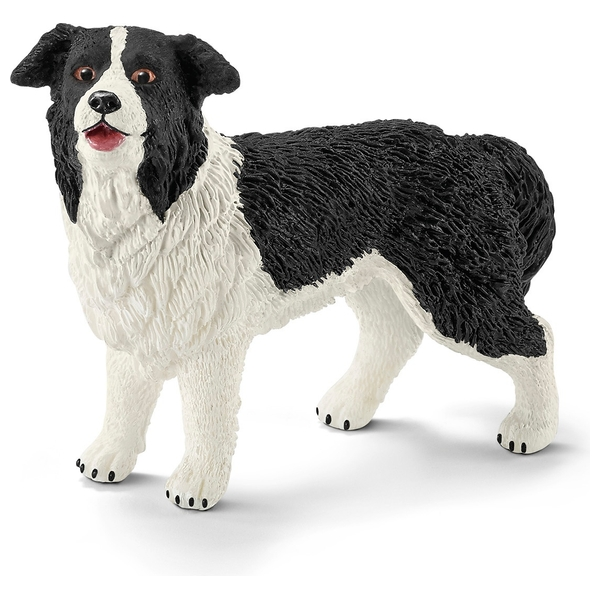 Schleich Border Collie Figure