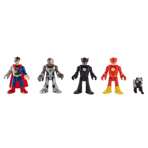 Imaginext Dc Super Friends Dc Super Heroes Amp Villains