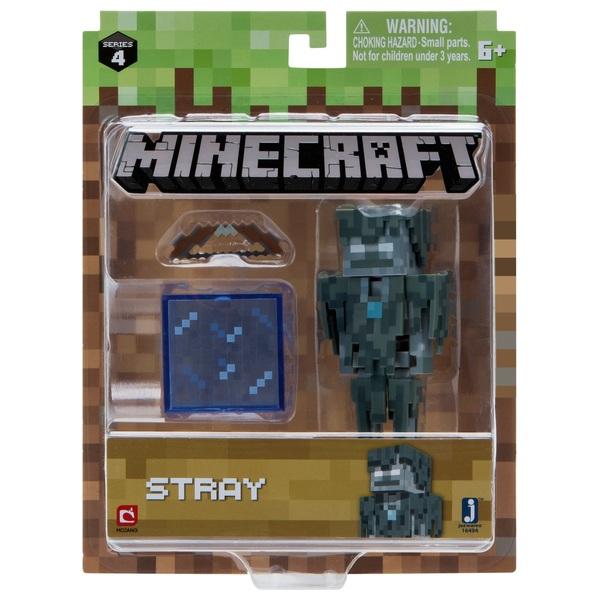 Minecraft Stray 7cm Action Figure