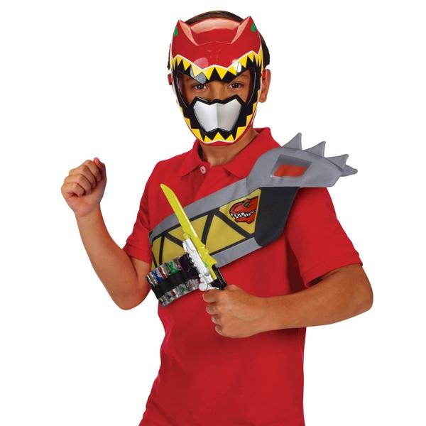 Power Rangers Dino Super Charge Ranger Training Set