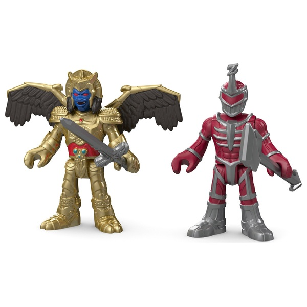 Imaginext Power Rangers Goldar & Lord Zedd Figures