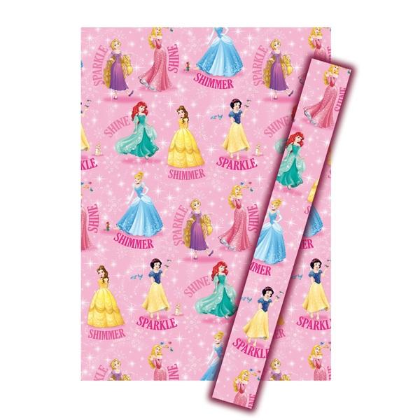 Disney Princess Rollwrap 4m