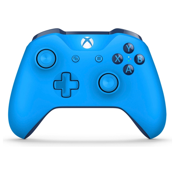 Xbox One Wireless Blue Controller