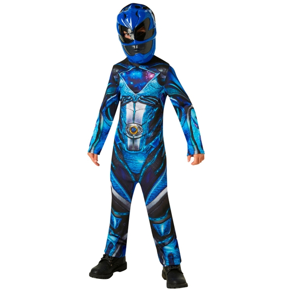Power Rangers Movie Blue Ranger Medium Costume