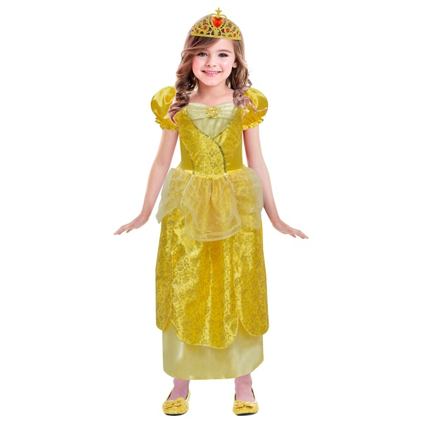 Gold Princess Costume