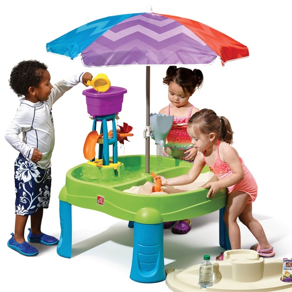 Step 2 Splash Scoop Bay Sand And Water Table