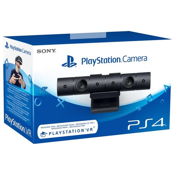 PlayStation 4 Camera - Playstation 4 Accessories Ireland