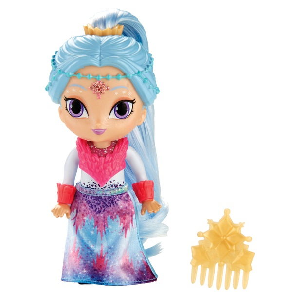 Shimmer and Shine Layla Doll