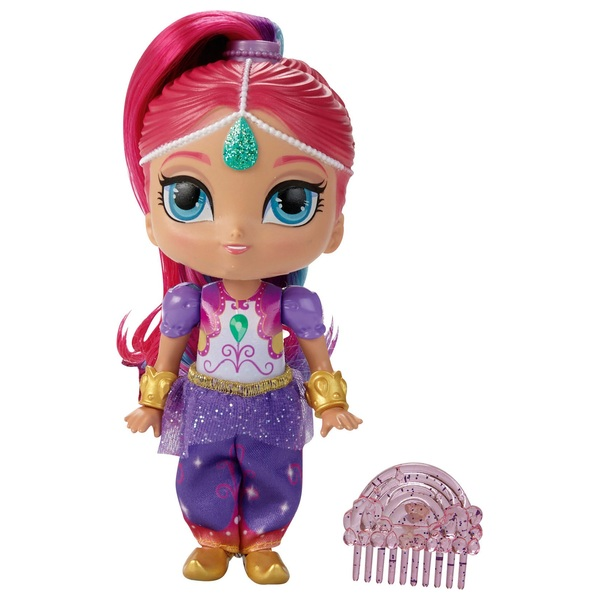 Fisher-Price Shimmer and Shine Rainbow Zahramay Shimmer Figure