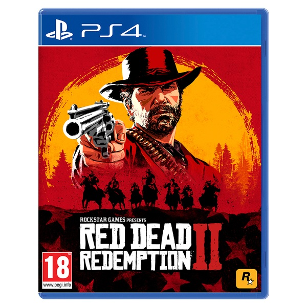 Red Dead Redemption II (PS4 & XBOX ONE) 155755