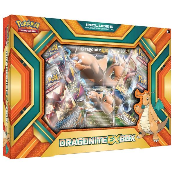 Pokémon Trading Card Game Dragonite  Ex Box