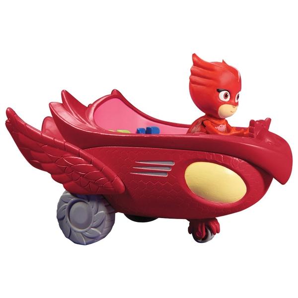 Pj Masks Vehicle Amp Figure Owlette Flyer Pj Masks Uk