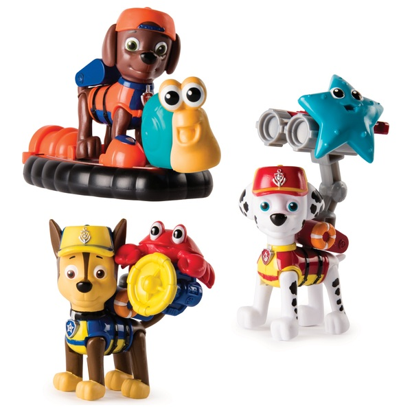 Paw Patrol Jungle Rescue Pup & Pack- Assortment