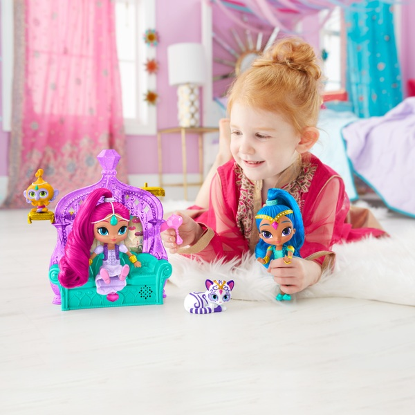 Shimmer and Shine Float & Sing Palace Friends Playset