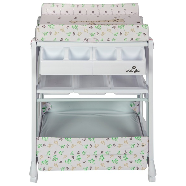 Babylo Savannah Bath Changer Unit Giraffe