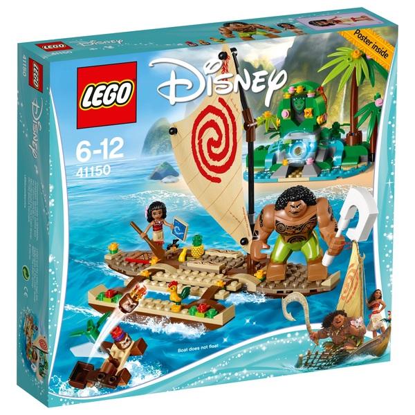 LEGO Disney Moana's Ocean Voyage 41150 - Moana Ireland