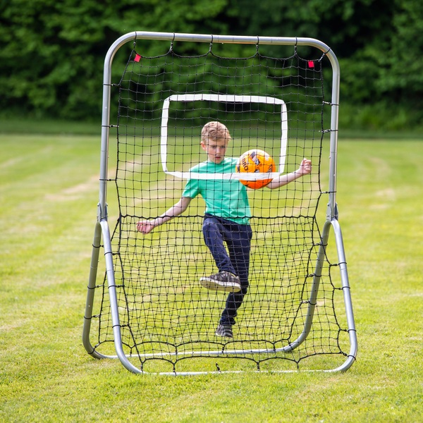 Adjustable Football Training Rebounder