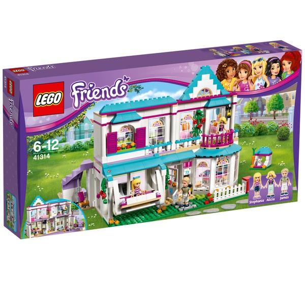 LEGO 41314 Friends Stephanie's House - LEGO Friends UK