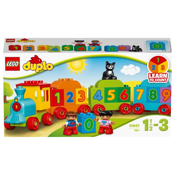 LEGO 10847 Duplo My First Number Train Educational Toy