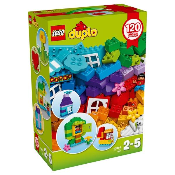LEGO 10854 Duplo Creative Box Toy Bricks Construction Set