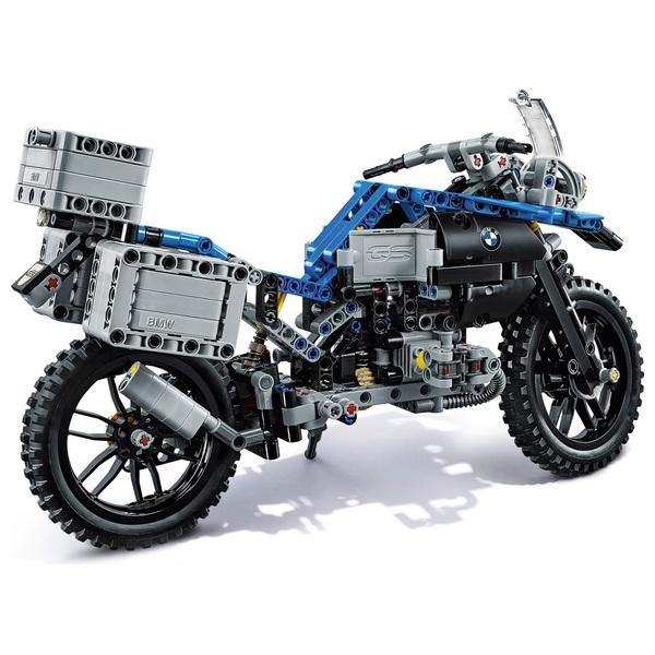 lego technic bmw r 1200 gs adventure 42063 - lego technic ireland