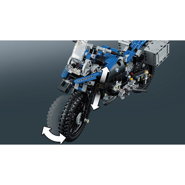 lego technic bmw r 1200 gs adventure 42063 lego technic uk. Black Bedroom Furniture Sets. Home Design Ideas