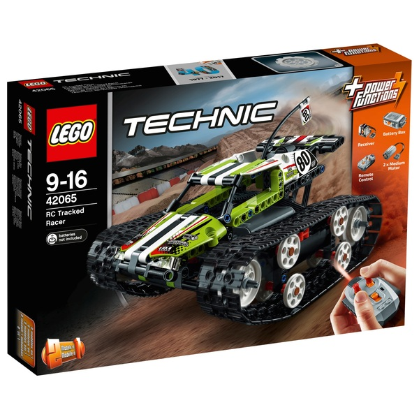 LEGO 42065 Technic RC Tracked Racer Car Toy Construction Set