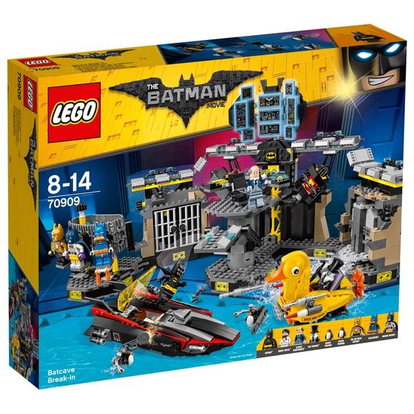 LEGO 70909 Batman Batcave Break-In Construction Toy