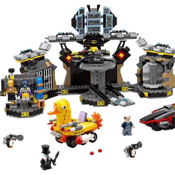 lego batcave instructions 6860