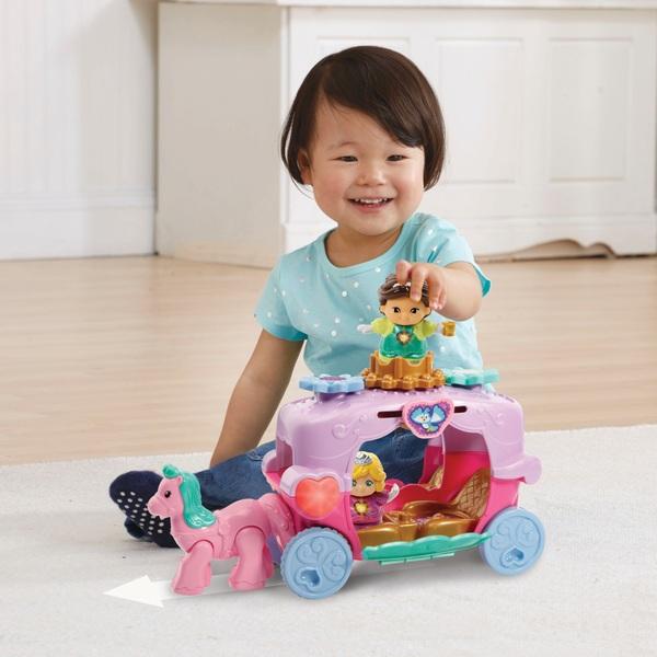 VTech Toot-Toot Kingdom Princess Carriage
