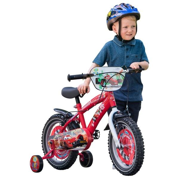 14 Inch Disney Cars Bike  14 Bikes 46yrs UK