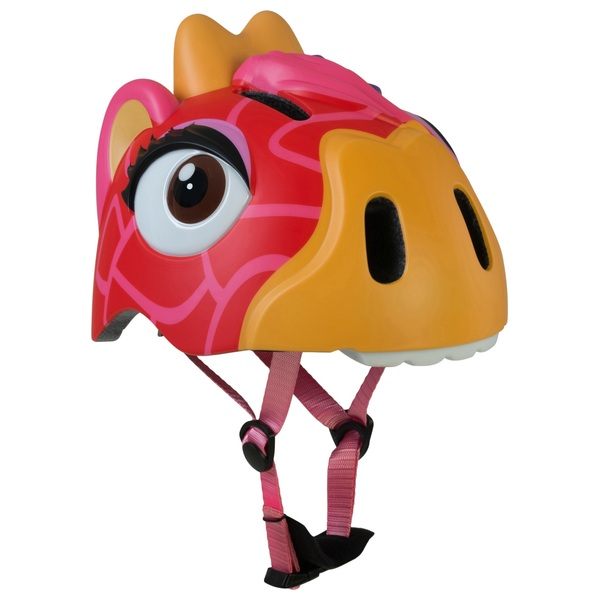 Red Giraffe Crazy Safety Helmet (Size 49-55cm)