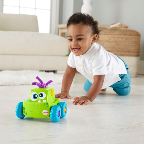 Fisher-Price Press 'n Go Monster Trucks Assortment