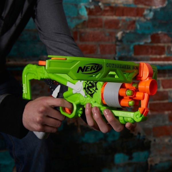 Nerf Zombie Strike Outbreaker Bow Nerf Uk