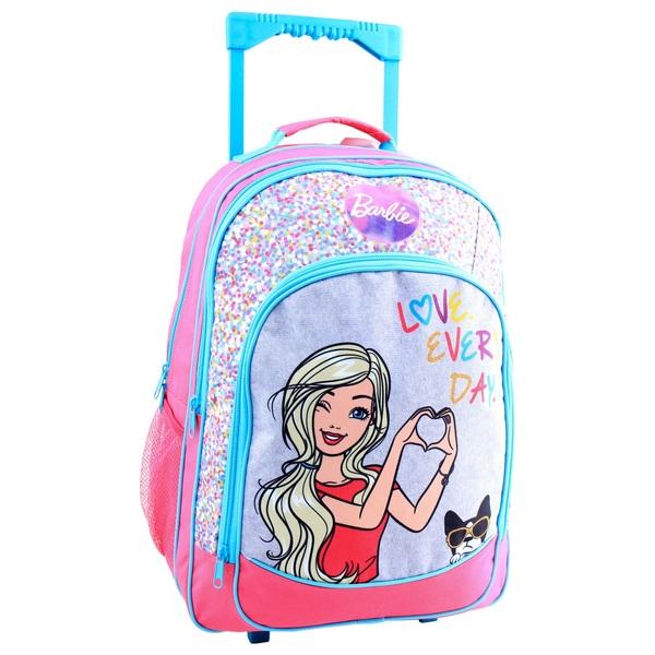 Barbie Trolley Backpack Barbie Uk