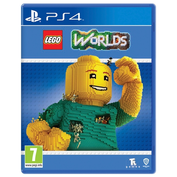 LEGO® Worlds PS4