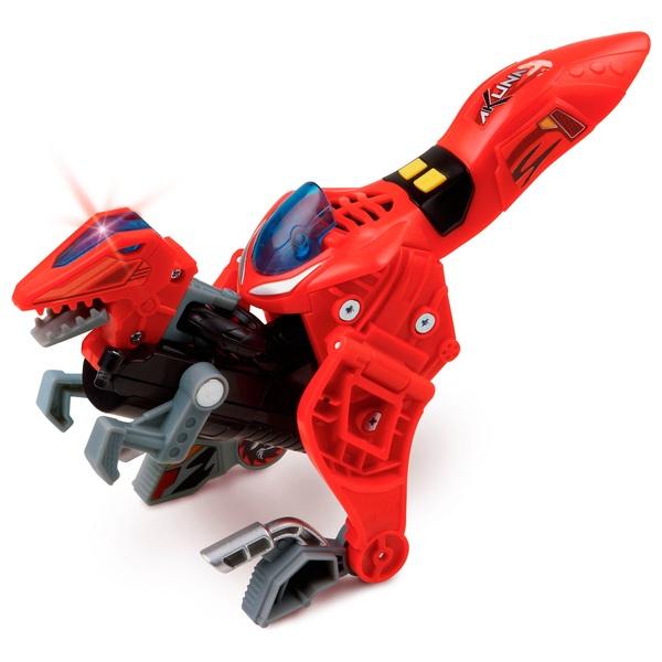 Vtech Switch & Go Dino Akuna the Velociraptor