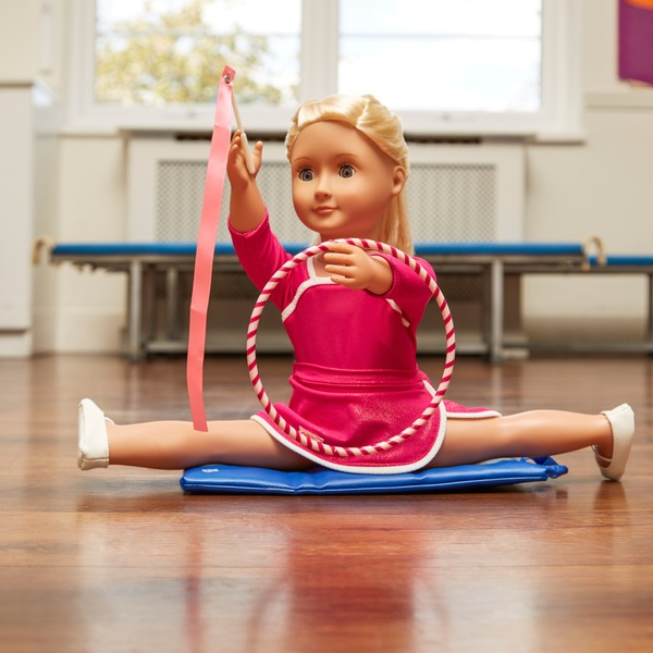 Our Generation Leaps and Bounds Deluxe Gymnast Outfit