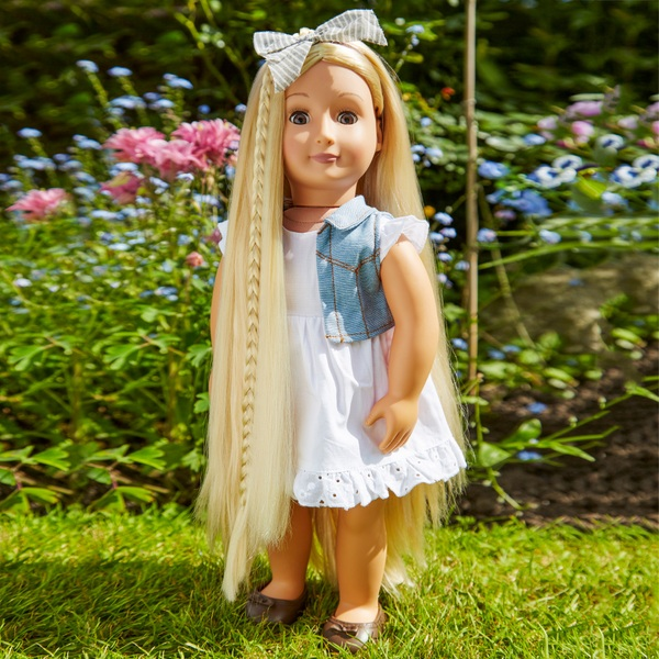 Our Generation Phoebe Hair Play Doll