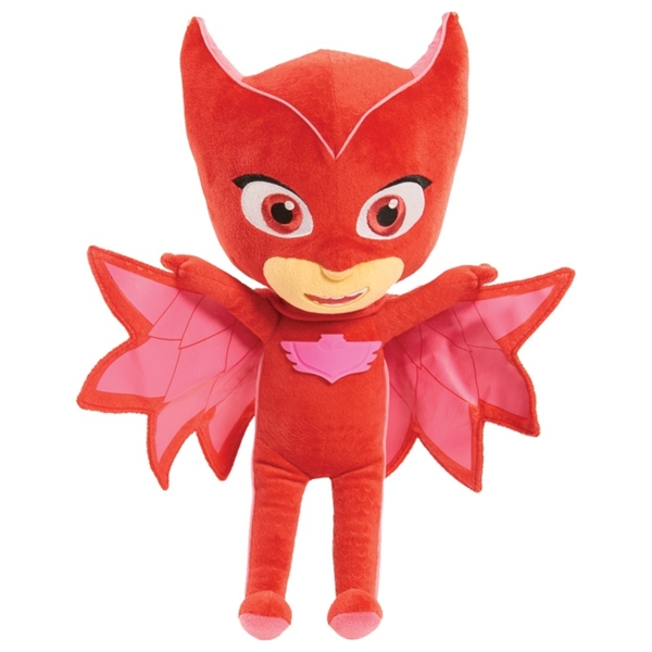 PJ Masks Feature Sing and Talk Plush Owlette
