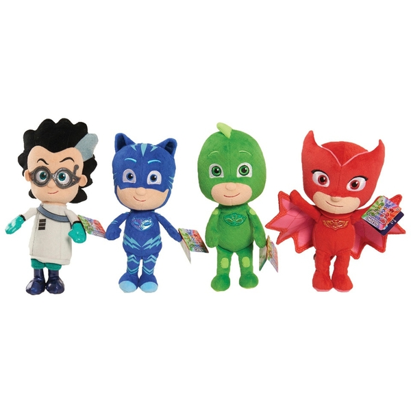 PJ Masks Bean Plush Assortment