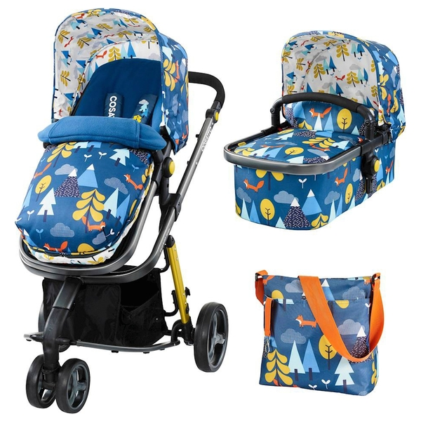 Cosatto Giggle 2 Travel System - Fox Tale