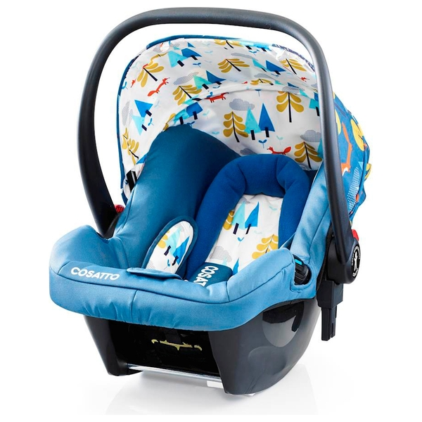 Cosatto Giggle 2 Hold Group 0+ Car Seat Fox Tale