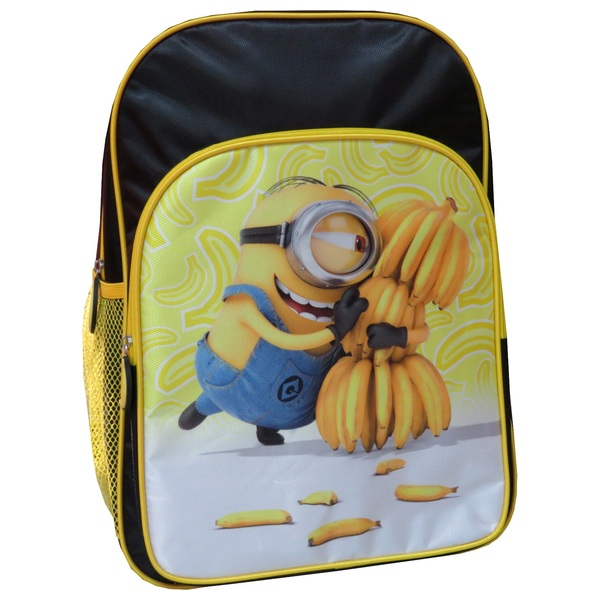 Despicable Me 3 School Bag
