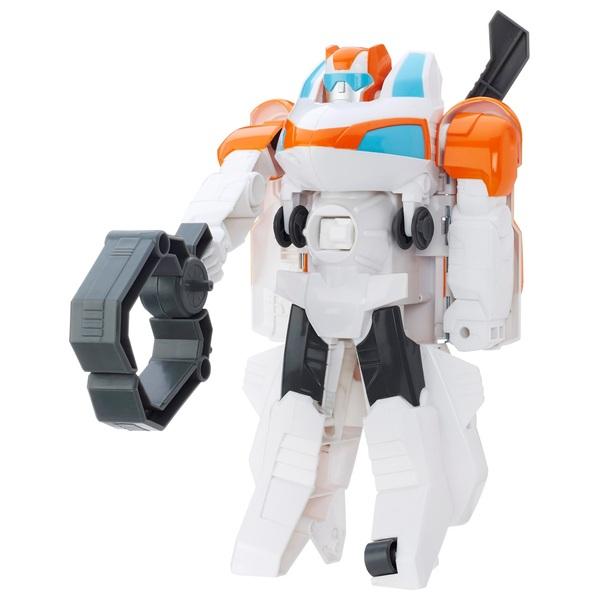 Transformers Rescue Bots Megabot Copter Crane Blades