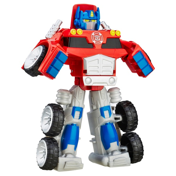 Transformers Rescue Bots Megabot Optimus Prime